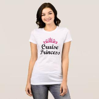 巡航のプリンセス Tシャツ