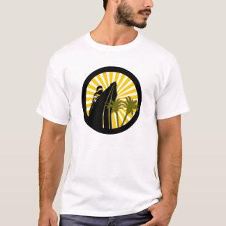 巡航の休暇のTシャツ Tシャツ