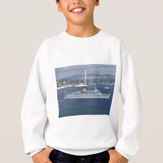 巡航はさみ金の海の(昆虫)オオカバマダラ、モナーク スウェットシャツ