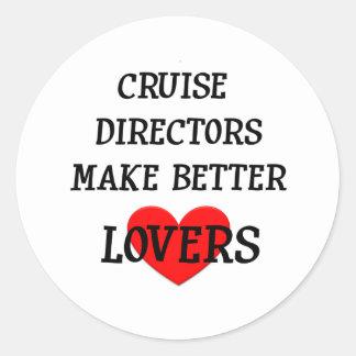巡航ディレクターMake Better Lovers ラウンドシール