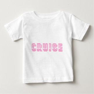 巡航(ピンク) ベビーTシャツ