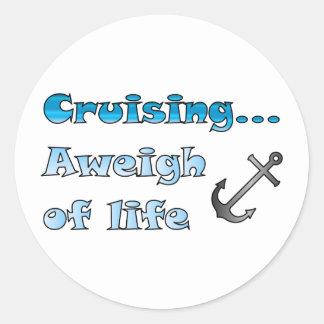 巡航… 生命のAweigh ラウンドシール
