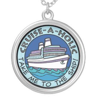 巡航Holicのネックレス シルバープレートネックレス