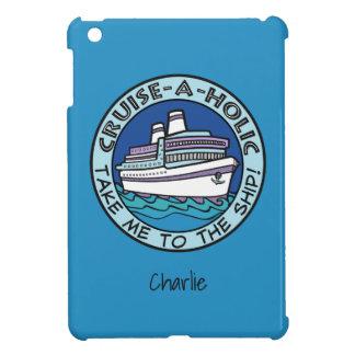 巡航Holicの名前をカスタムする装置ケース iPad Miniカバー