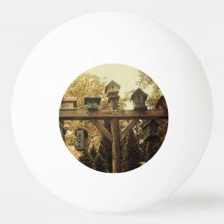 巣箱 卓球ボール