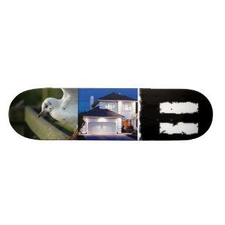 巣箱 19.7CM スケートボードデッキ