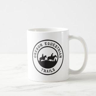 左利きのためのOETのマグ! コーヒーマグカップ
