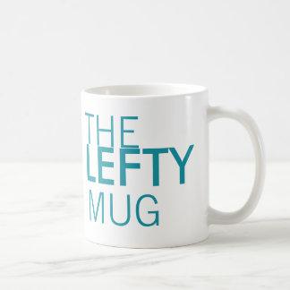 左利きのマグ コーヒーマグカップ
