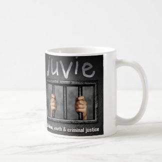 左利きのjuvieのコーヒー・マグ コーヒーマグカップ