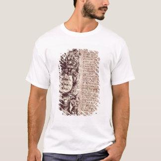 左手の差益の詳細 Tシャツ