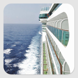 左舷のバルコニー スクエアシール