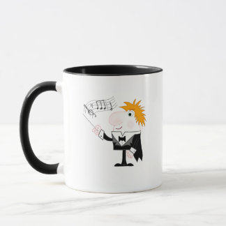 巨匠-コンダクター マグカップ
