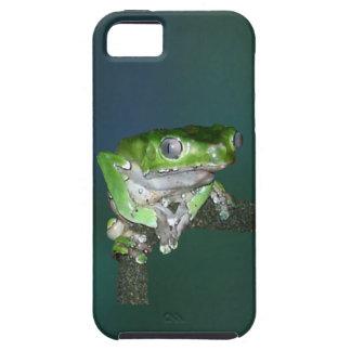 巨大なろう猿のカエルのiPhone 5の場合 iPhone SE/5/5s ケース