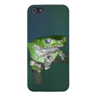 巨大なろう猿のカエル iPhone 5 CASE