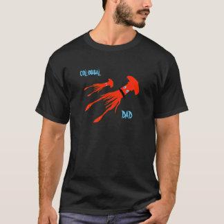 巨大なパパのTシャツ Tシャツ