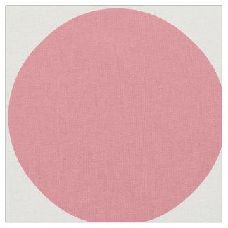 巨大なピンクの点の技術の布の生地 ファブリック