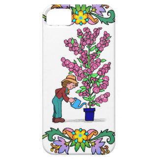 巨大なポット植物 iPhone SE/5/5s ケース