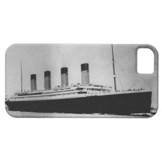巨大な乗客はさみ金の汽船RMS Case-Mate iPhone 5 ケース