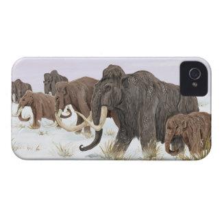 巨大な家族のiPhoneの場合 Case-Mate iPhone 4 ケース