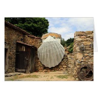 巨大な帆立貝貝、El Camino カード