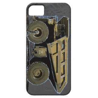 巨大な採鉱トラック#4 iPhone 5 CASE