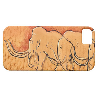 巨大な洞窟の芸術のiPhone 5の場合 iPhone 5 Case-Mate ケース