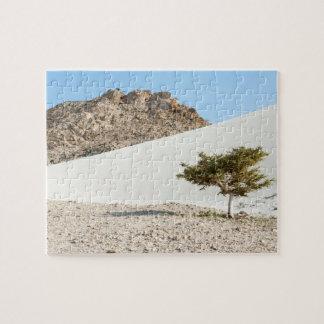 巨大な砂丘- Delishaのソコトラ島島、イエメン ジグソーパズル
