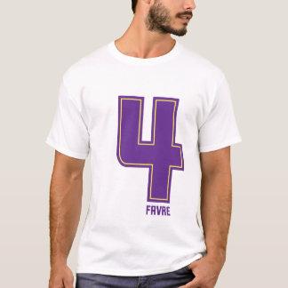 巨大な紫色4 Tシャツ