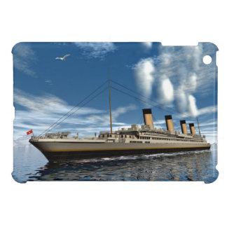 巨大な船 iPad MINI カバー