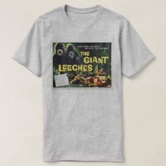 巨大な蛭の攻撃 Tシャツ