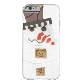 巨大な雪だるまの私電話6箱 BARELY THERE iPhone 6 ケース