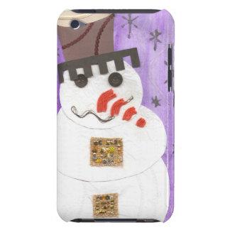 巨大な雪だるまの第4世代別IPodのTouch Case-Mate iPod Touch ケース