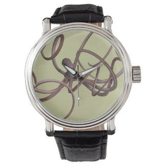 巨大なKraken 腕時計