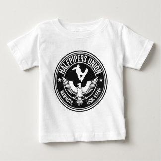 巨大なMtnのHalfpipers連合 ベビーTシャツ