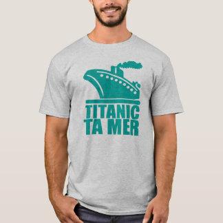 巨大なTa Mer Tシャツ