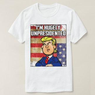 巨大にUnpresidented Tシャツ