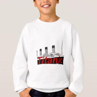 巨大 スウェットシャツ