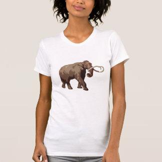 巨大-女性の丸首 Tシャツ