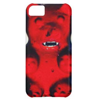巨大|血|吸うこと|キャンデー|くま iPhone 5C CASE