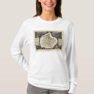 差益のイラストレーション Tシャツ