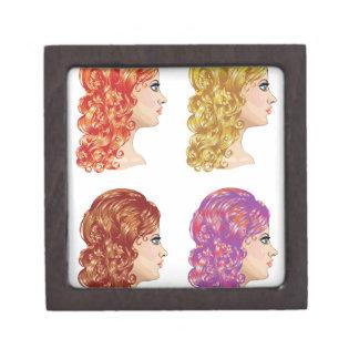 巻き毛Hairstyle2 ギフトボックス