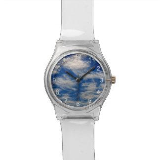 巻雲は天使飛行を好みます 腕時計