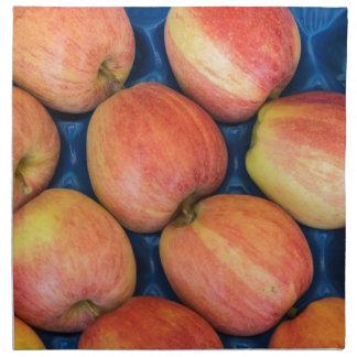 市場のりんご ナプキンクロス