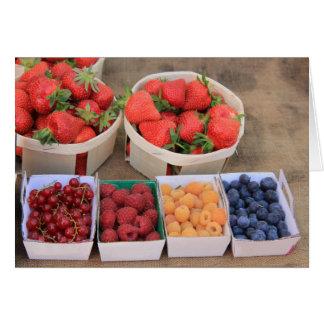 市場の果実 カード