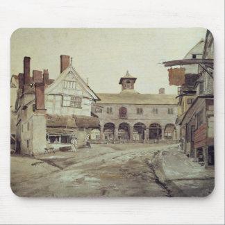 市場、Hereford 1803年 マウスパッド
