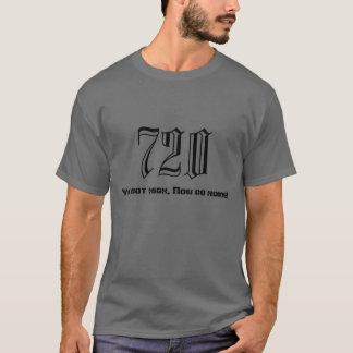 市外局番720の高い今家に行きます得ました! Tシャツ