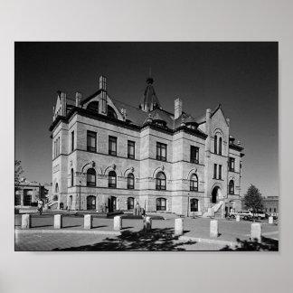 市役所、Brockton ポスター