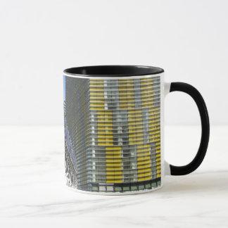 市民会館のモノレール マグカップ