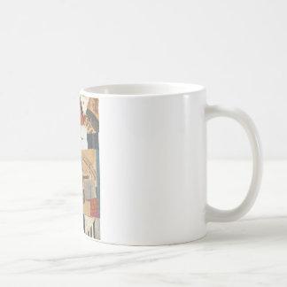 市民権を剥奪された材料。 セオ著破壊2. コーヒーマグカップ