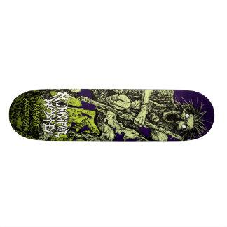 市無駄-大きく積極的なスケートボード 18.1CM オールドスクールスケートボードデッキ